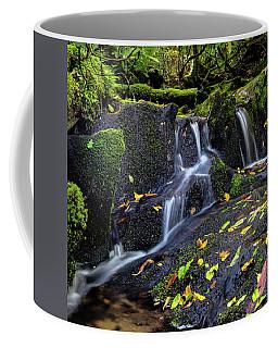 Emerald Cascades Coffee Mug
