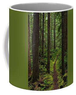 North Souixon Creek Mossy Trail Coffee Mug