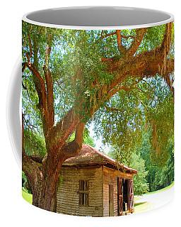Mossy Tree In Natchez Coffee Mug