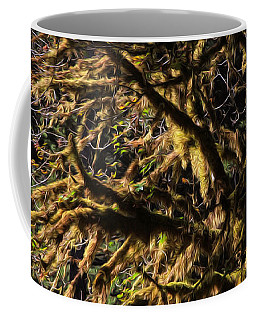Mossy Trees Coffee Mug