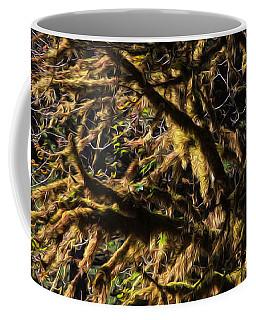 Mossy Trees Coffee Mug
