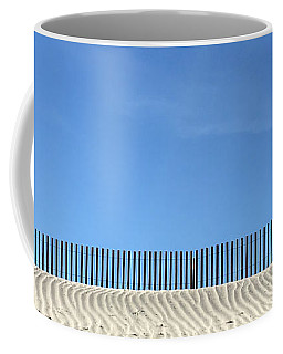 Most Fence Coffee Mug by Stan  Magnan