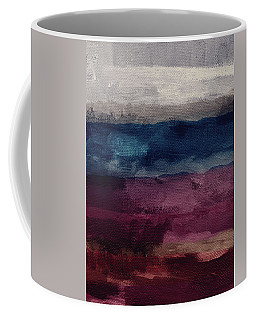 Most Of All- Abstract Art By Linda Woods Coffee Mug