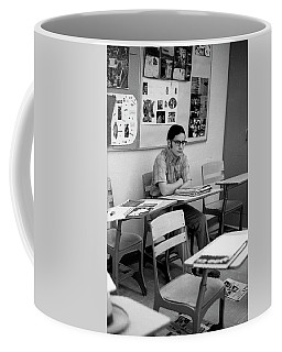 Most Scholarly Student, 1972 Coffee Mug