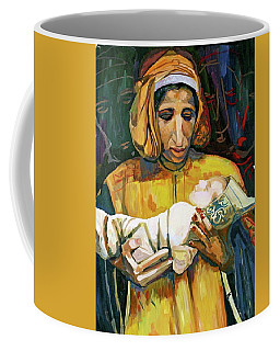 Mother And A Child Coffee Mug