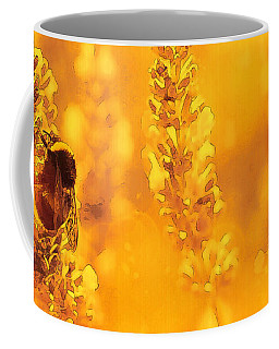 Coffee Mug featuring the digital art Mother Nature At Work    by Fine Art By Andrew David