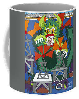 Mother Nature's Helper Coffee Mug
