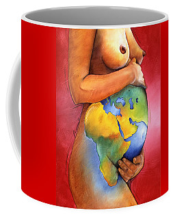 Mother Of All Colors Coffee Mug