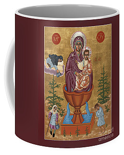 Mother Of God Life Giving Spring Coffee Mug