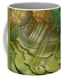 Mother Ship Coffee Mug