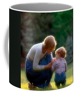 Mother With Kid Coffee Mug