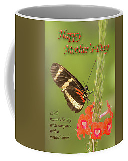 Mother's Day-butterfly Coffee Mug