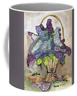 Mothers Day Lilacs Coffee Mug