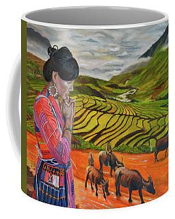 Mother's Land Coffee Mug