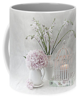 Mother...tell Me Your Memories Coffee Mug by Sherry Hallemeier