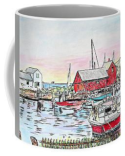 Motif #1 Rockport, Massachusetts Coffee Mug