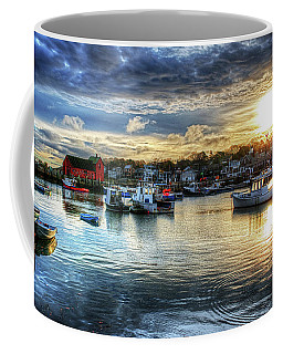 Motif #1 Sunrise Rockport Ma Coffee Mug