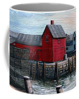 Motif No.1 Coffee Mug by Eileen Patten Oliver