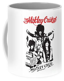 Motley Crue No.01 Coffee Mug