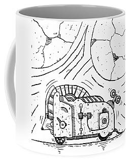 Moto Mouse Coffee Mug