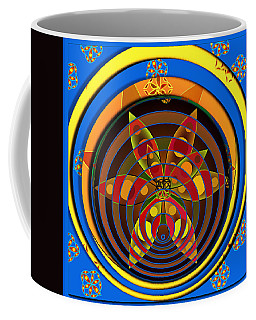 Moto Rooter Coffee Mug