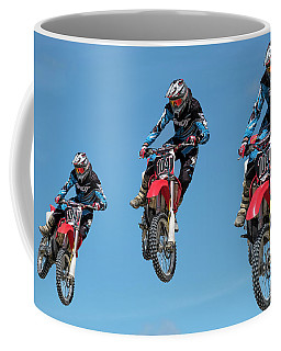 Motocross Riders Coffee Mug