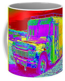 Motor City Pop #14 Coffee Mug