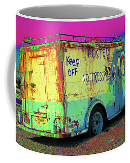 Motor City Pop #18 Coffee Mug
