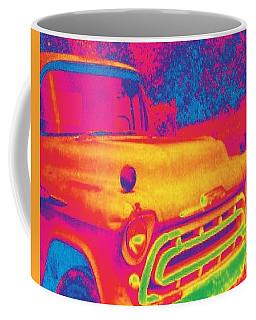 Motor City Pop #6 Coffee Mug