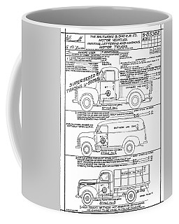 Motor Vehicles Coffee Mug