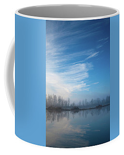 Mottled Sky Coffee Mug