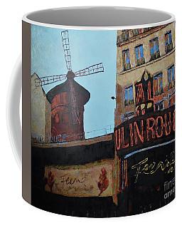 Moulin Rouge Coffee Mug