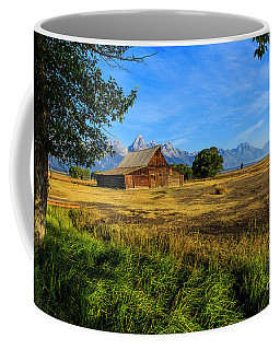 Moulton Barn Jackson Hole Coffee Mug