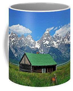 Moulton Cabin Coffee Mug