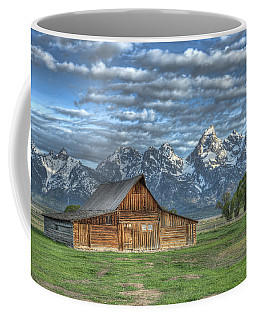 Moulton Morning Coffee Mug