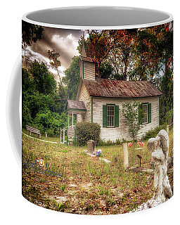 Moultrie Church And Graveyard Coffee Mug