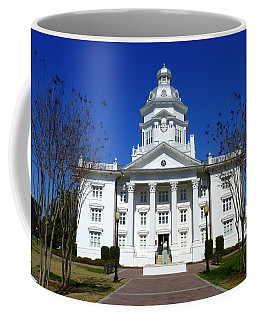 Moultrie Courthouse Coffee Mug