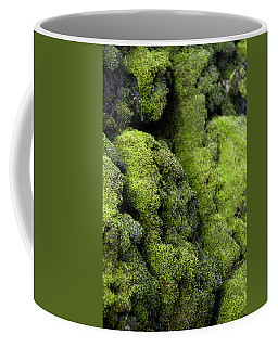 Mounds Of Moss Coffee Mug