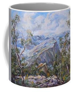 Mount Abrupt Grampians Victoria Coffee Mug