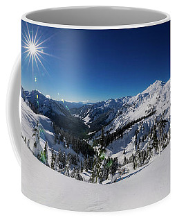 Mount Baker 2 Coffee Mug