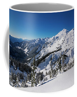 Mount Baker Coffee Mug
