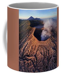 Mount Bromo At Sunrise Coffee Mug