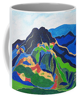Mount Canigou Coffee Mug