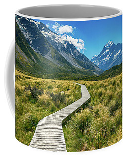 Mount Cook Coffee Mug
