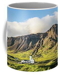 Mount Esjan Is Iceland Coffee Mug