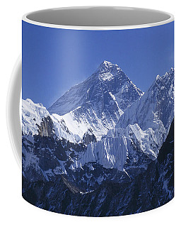 Mount Everest Nepal Coffee Mug by Rudi Prott