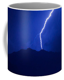 Mount Franklin Lightning Coffee Mug