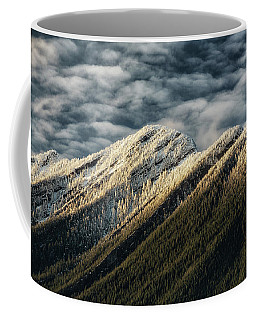 Mount Higgins Clouds Coffee Mug