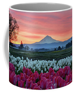 Mount Hood Sunrise Coffee Mug