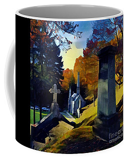 Mount Hope Cemetery Coffee Mug